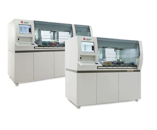 Automatic sample preparation system AUTOMATE™ 2500 Beckman Coulter International S.A.