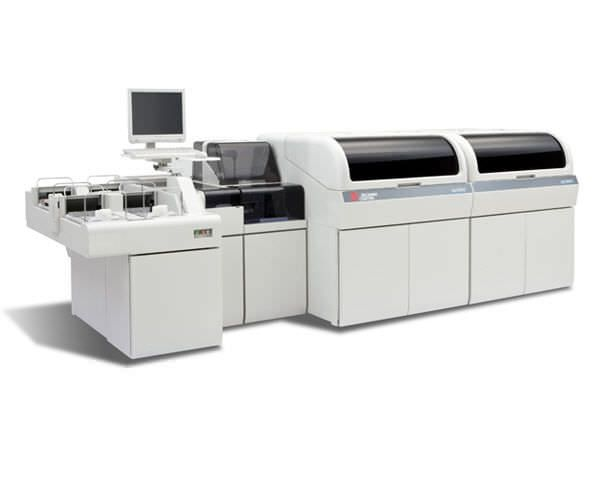 Automatic biochemistry analyzer / random access 9800 tests/h | AU5800 Beckman Coulter International S.A.