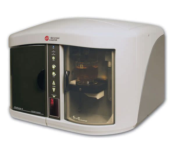 Particle size analyzer Multisizer™ 4 COULTER COUNTER® Beckman Coulter International S.A.