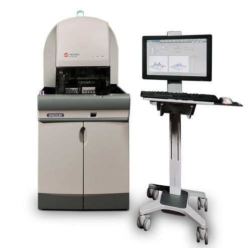 Hematology cell imaging system UniCel® DxH™ 800 Coulter® Beckman Coulter International S.A.