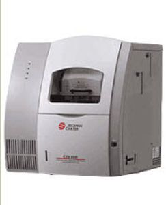 Capillary electrophoresis system / coupled to a mass spectrometer / MS CESI 8000 Beckman Coulter International S.A.