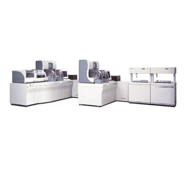 Automatic hematology analyzer / integrated system LH 1500 series Beckman Coulter International S.A.