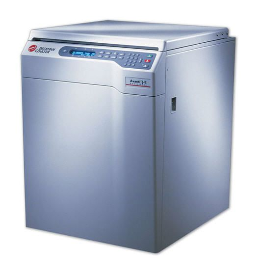 Laboratory centrifuge / high-performance / floor standing 300 - 21000 rpm | Avanti® J-E Beckman Coulter International S.A.