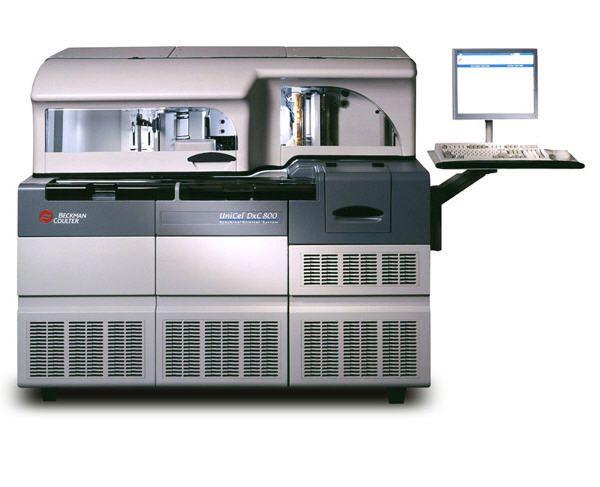 Automatic biochemistry analyzer 1440 tests/h | UniCel® DxC 800 Beckman Coulter International S.A.