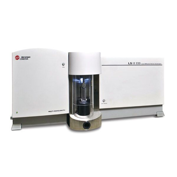 Laser diffraction particle size analyzer 0.017 - 2000 µm | LS™ 13 320 MW Beckman Coulter International S.A.