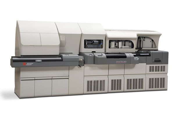 Automatic biochemistry and immunoassay analyzer / integrated system 900 tests/h | UniCel DxC 660i Synchron® Beckman Coulter International S.A.