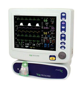 Modular multi-parameter monitor / anesthesia 8500H POET® IQ Criticare Systems