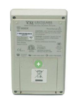 Handheld pulse oximeter / with separate sensor 1 - 99 % SpO2 | 503DX miniSpO2T™ Criticare Systems