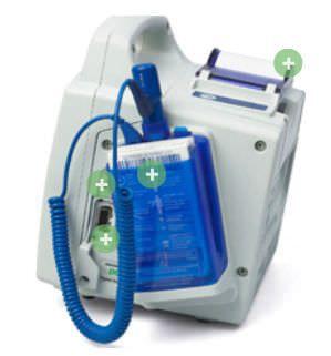 Vital signs monitor 506N3 VitalCare™ series Criticare Systems