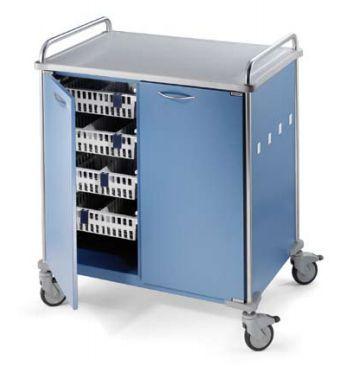 Treatment trolley / modular EASYcare BLANCO CS GmbH + Co KG