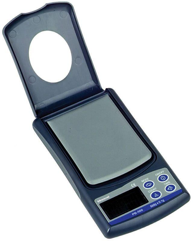 Dosage balance / laboratory / electronic / pocket PB500 Brecknell