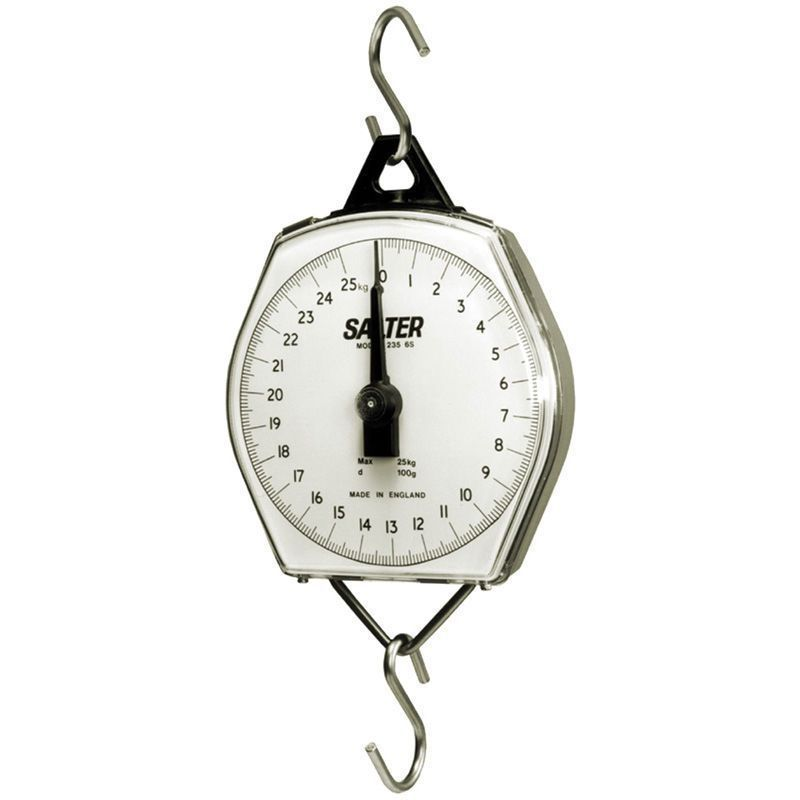 Hanging patient weighing scale / dial 235-6S Brecknell