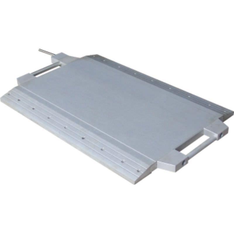 Electronic platform scale / portable L15BA Brecknell
