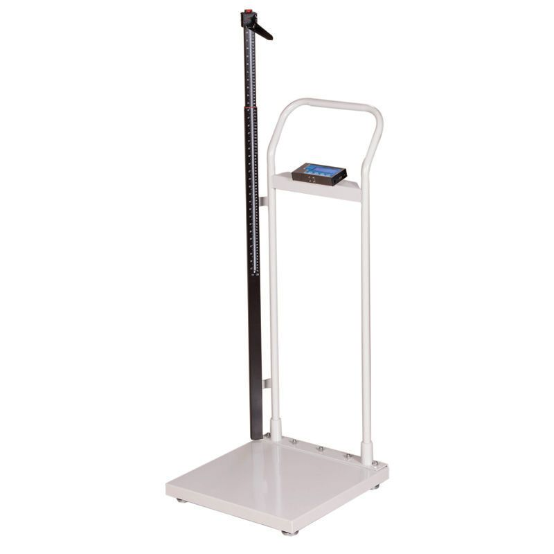 Electronic patient weighing scale / with height rod / with BMI calculation HS-300 Brecknell