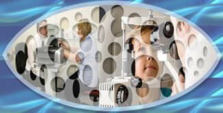 Management software / medical / ophthalmology / personal records OphthoSof HIMS Birlamedisoft