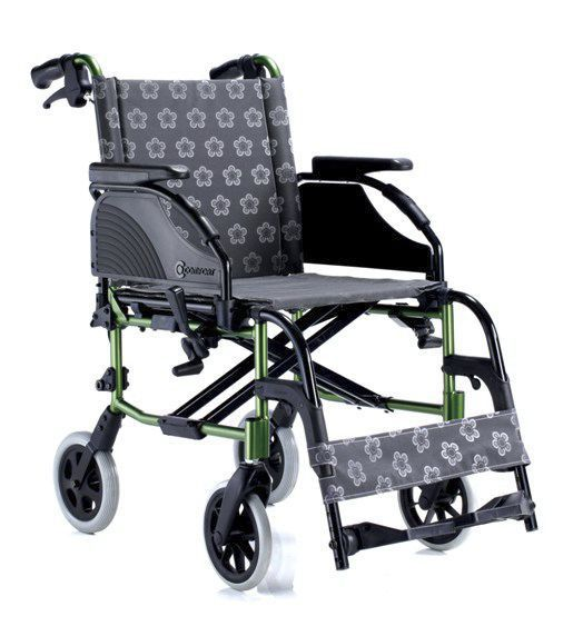 Folding patient transfer chair K8 Comfort orthopedic