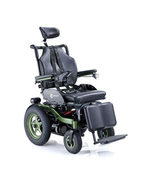Electric wheelchair / reclining / exterior LY-EB207 Comfort orthopedic