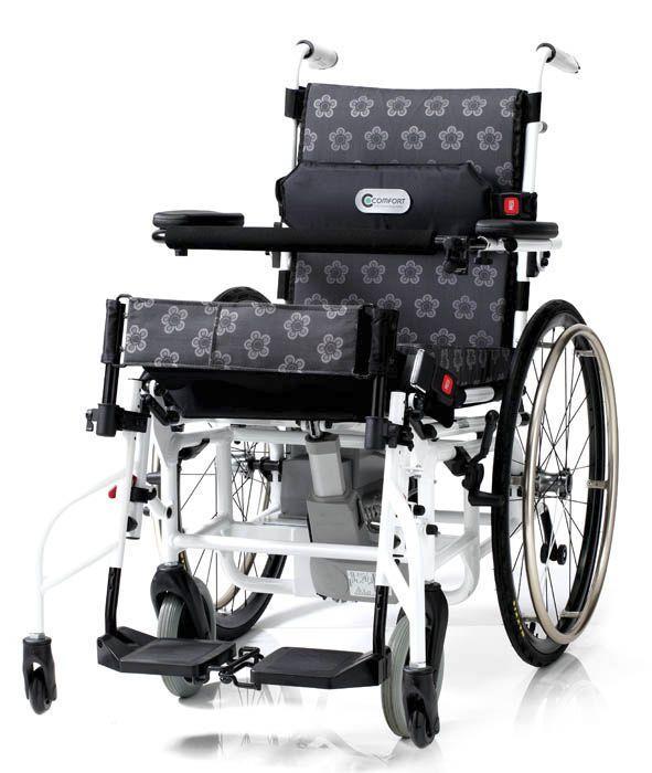 Electric wheelchair / stand-up / interior HERO3-Classic Comfort orthopedic