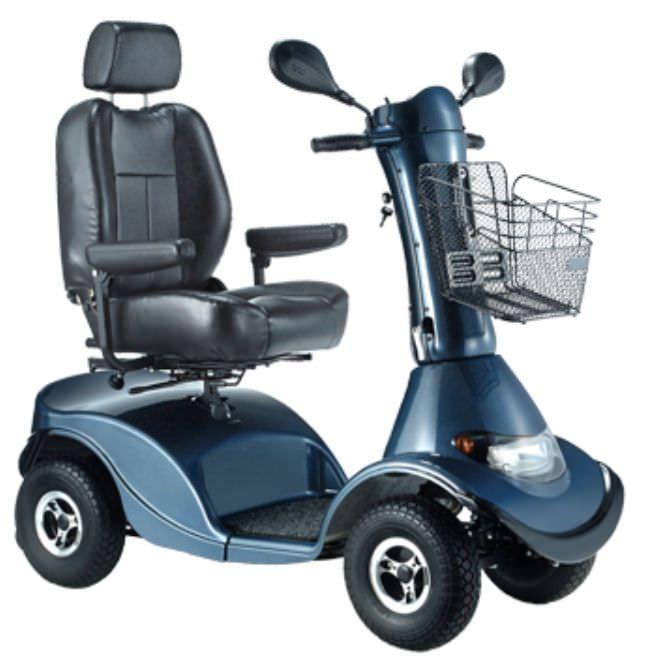 4-wheel electric scooter LY-EW415 Comfort orthopedic