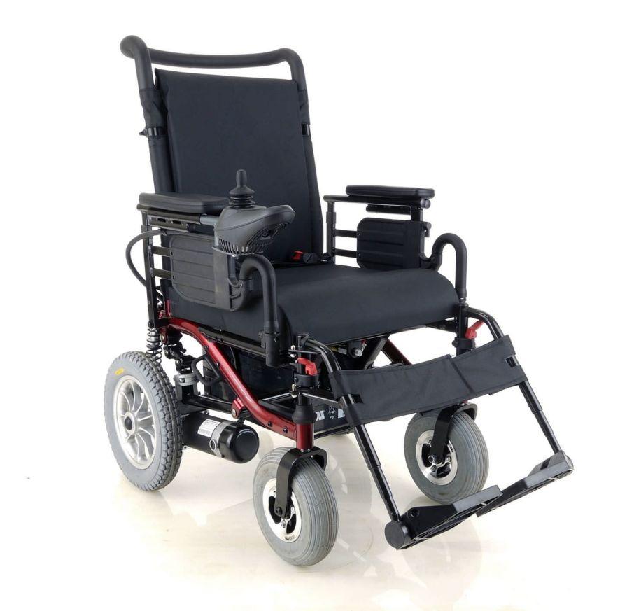 Electric wheelchair / interior / exterior CONQUEROR-LY-EB206RS2 Comfort orthopedic