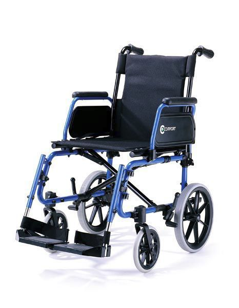 Patient transfer chair with legrest / folding SL-7100A-12 Comfort orthopedic