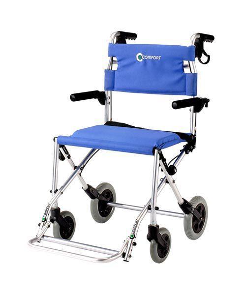 Folding patient transfer chair SL-8681 Comfort orthopedic