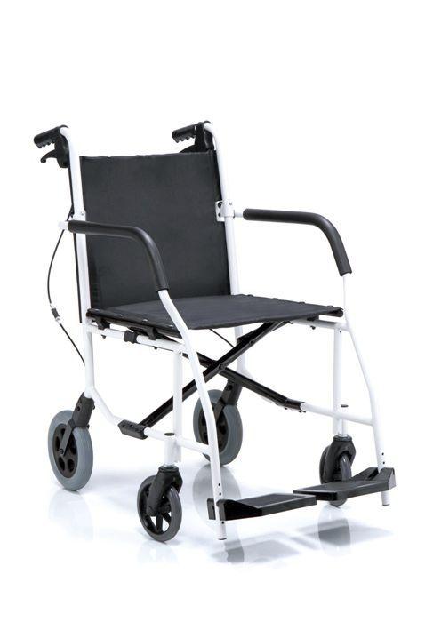 Folding patient transfer chair SL-608 Comfort orthopedic