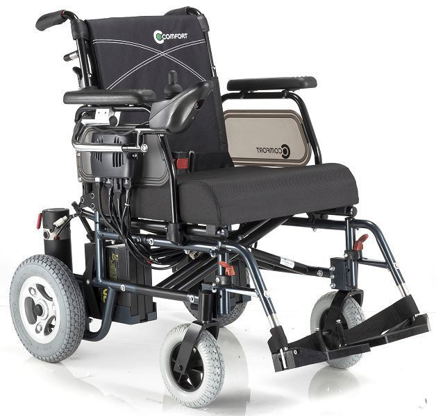 Electric wheelchair / folding / exterior LY-EB103-S Comfort orthopedic
