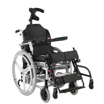 Electric wheelchair / stand-up / interior HERO4 Comfort orthopedic
