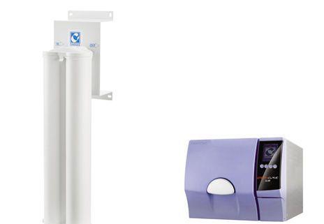 Laboratory water purifier / reverse osmosis / electrodeionization Speedywater COMINOX