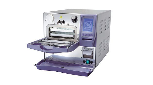 Laboratory centrifuge / compact SpeedyClave 6 B COMINOX