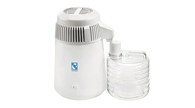 Sterilizer water distiller Discom COMINOX