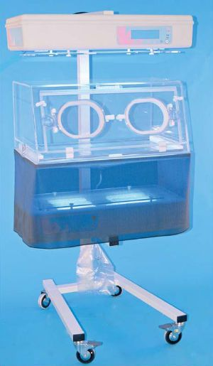 Infant phototherapy lamp / on casters 05D/C Cobams