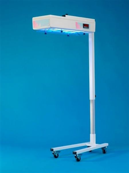 Infant phototherapy unit / LED / UV-A 05A/B Cobams