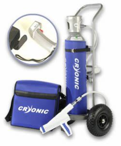 Mobile cryosurgery unit CRYO ONE Cryonic Medical
