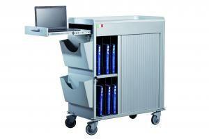 X-ray record trolley / horizontal-access BETA 2 Centro Forniture Sanitarie
