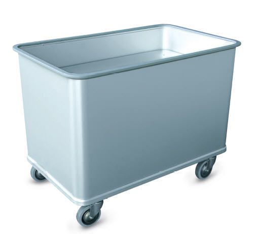 Dirty linen trolley / with large compartment 203 SERIES Centro Forniture Sanitarie