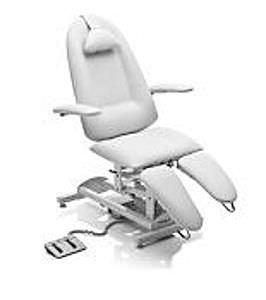 Medical examination chair / electrical / height-adjustable / 3-section HT510 Centro Forniture Sanitarie