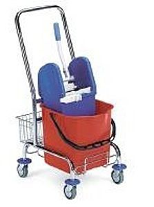 Cleaning trolley / with bucket CFS 14 Centro Forniture Sanitarie