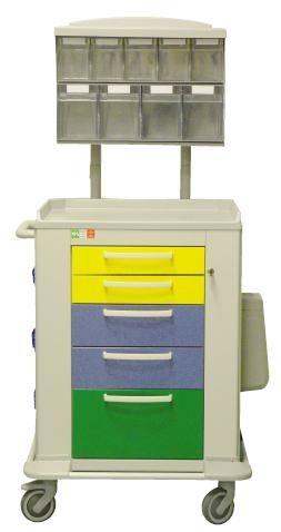 Anesthesia trolley STORM Centro Forniture Sanitarie