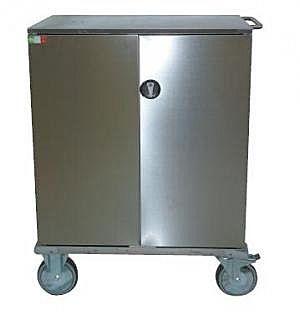 Clean linen trolley / modular CLEAN Centro Forniture Sanitarie