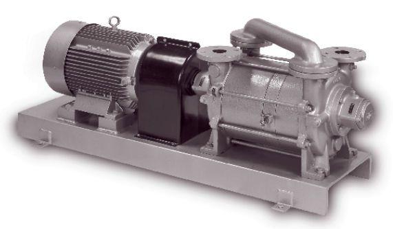 Medical vacuum pump / liquid ring Dolphin LB series Busch France