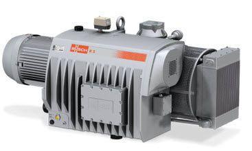 Medical vacuum pump / rotary vane / lubricated 410 - 630 m³/h   R 5 RA 0400 - 0630 C Busch France