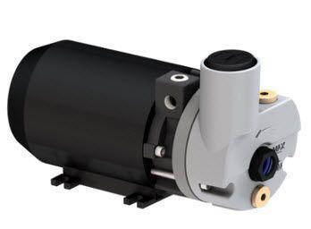 Medical vacuum pump / rotary vane / lubricated 4 - 8 m³/h   R 5 PB 0004/0008 C Busch France