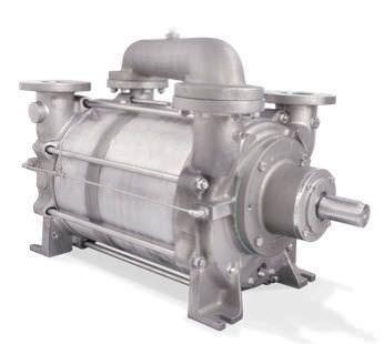Hospital vacuum pump / liquid ring 260 - 420 m³/h   Dolphin LB 0265 - 0425 A Busch France