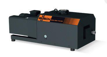 Medical vacuum pump / rotary claw / oil-free Mink MM 1104 - 1142 BV Busch France