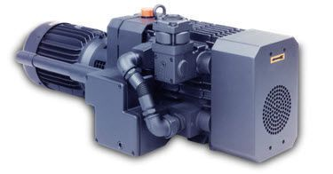 Medical vacuum pump / rotary claw / oil-free 50 - 120 m³3/h   Mink MI 2124/2122 BV Busch France