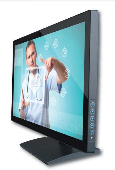 """LCD display / high-definition / medical 21.5"""", 2 MP 