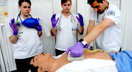 Emergency care patient simulator / whole body iStan CAE Healthcare