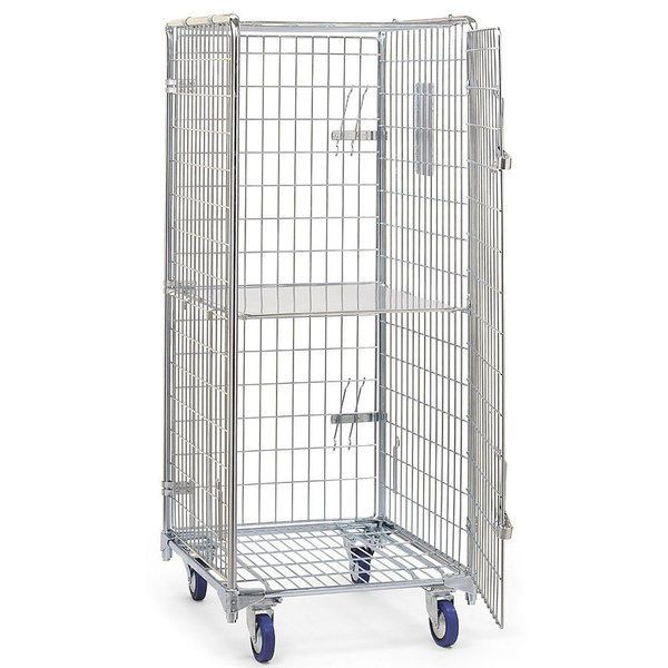 Transport trolley / for sterile goods / secure 44947703 Caddie